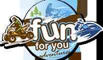 Fun For You Rentals Logo